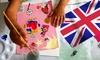 Cours d'art en anglais pour enfants