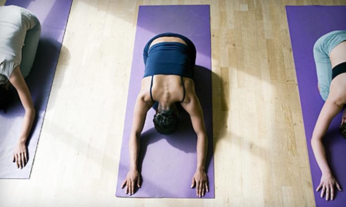 Mindful Yoga - Stocker: 5 or 10 Classes at Mindful Yoga in Kenosha (61% Off)