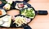 Les Pampres Rouges - Lyon: Raclette a volonté pour 2 personnes à 29 € en plein coeur du Vieux-Lyon au Restaurant Les Pampres Rouges