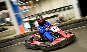 Grand Prix New York: Go-Karting Package for a Child, Teen, or Adult at Grand Prix New York (Up to 43% Off)