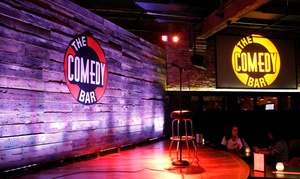 The Comedy Bar: Standup Comedy Show and Appetizer for Two or Four at The Comedy Bar (Up to 50% Off)