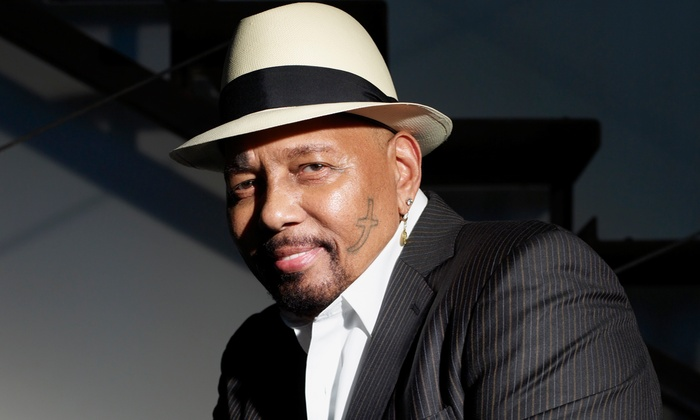 Aaron Neville, The Funky Meters, Spred the Dub - Pompano Beach Amphitheater: Aaron Neville, The Funky Meters, and Spred the Dub on Friday, April 8, at 6:40 p.m.
