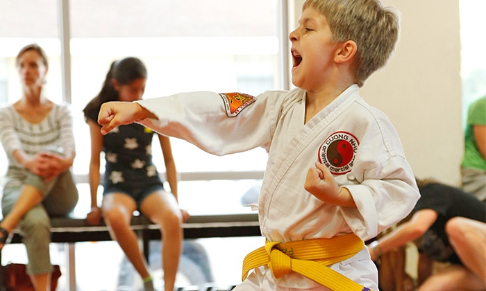 Unity Martial Arts - Hillcrest: $44 for One Month of Unlimited Martial Arts Classes ($145 value)