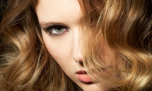 Salon Serenity - Katie Bingham: Haircut, Conditioning, and Partial Highlights from Salon Serenity (70% Off)