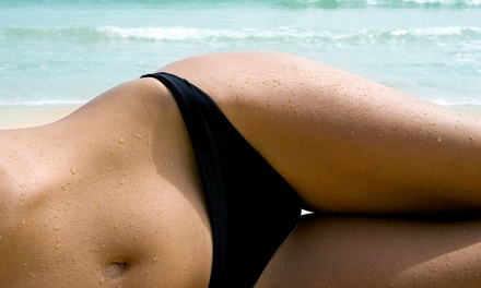 One or Two Brazilian Waxes with Jayne Raposo at Pro Dimensions Hair Design (Up to 55% Off)
