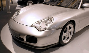 Auto Spa: Exterior Detailing  with Light Interior Cleaning for a Car or for an SUV or Truck at Auto Spa (Up to 50% Off)