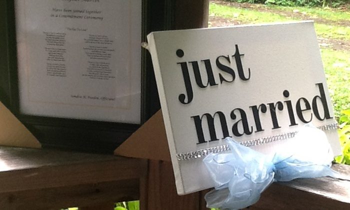 Sondra Peeden, Wedding Officiant - Coupling - New York City: $220 for $400 Groupon — Sondra Peeden, Wedding Officiant - Coupling