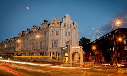 Angel Hotel Cardiff Afternoon Tea Menu