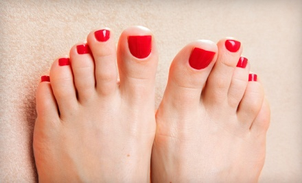 Toe-Fungus Removal for One or Two Feet at Illinois Foot & Ankle Clinic (Up to 67% Off)