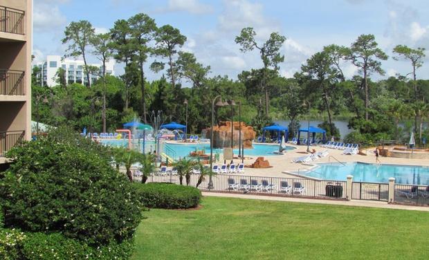 Wyndham Garden Lake Buena Vista Disney Springs Resort Area Groupon