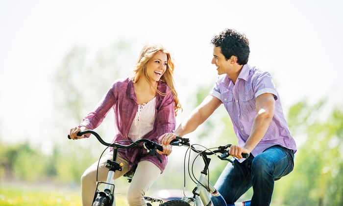 Katy Bike Rental - Katy Bike Rental: All-Day Bike Rental for Two or Four or a Pedal Paddle Tour for One or Two from Katy Bike Rental (Up to 50% Off)