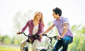 Katy Bike Rental: All-Day Bike Rental for Two or Four or a Pedal Paddle Tour for One or Two from Katy Bike Rental (Up to 50% Off)