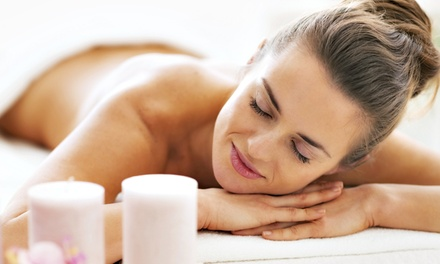 90-Minute Pamper Package for One ($149) or Two ($289) at Ocean Day Spa (Up to $508 Value)