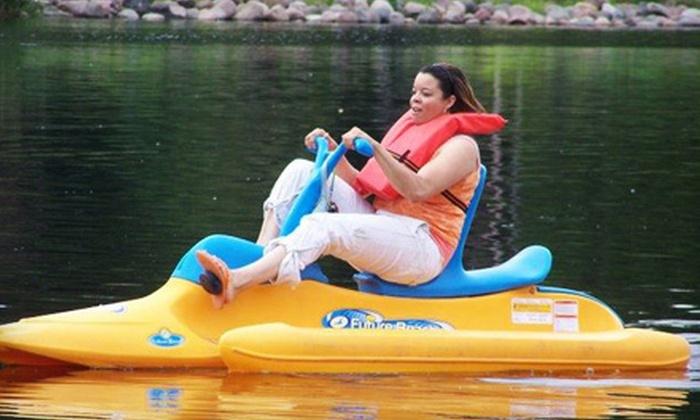 High Roller Fun Rentals - High Roller Fun Rentals: $15 Toward Bike, Kayak, and Canoe Rentals