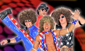 Le Freak – The Worlds Greatest Disco Band, 20th Anniversary Show: Le Freak – The Worlds Greatest Disco Band, 20th Anniversary Show on Saturday, May 28, at 8 p.m.