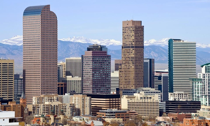 null - Denver: Stay at Holiday Inn Denver East Stapleton, with Dates into March