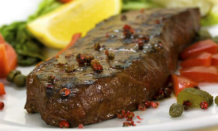 Prime 13 - Point Pleasant Beach: Steaks and Seafood for Two or Four or More at Prime 13 (50% Off)