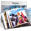 Up to 80% Off Custom Hard-Cover Photo Books from Printerpix