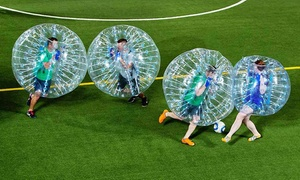 Bubble Soccer Charlotte: 60-Minute Bubble Soccer for Up to 8 or Birthday-Party Package at Bubble Soccer Charlotte (Up to 38% Off)