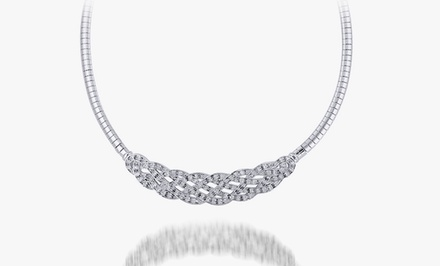 1/4 Ct.T.W. Diamond Necklace. Free Returns.