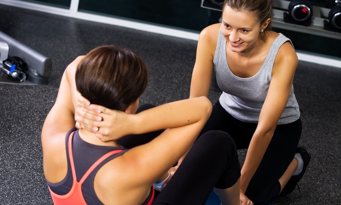 Hit Fitness - Riverside: $63 for $180 Worth of Personal Training — Shay Marquetta Fitness