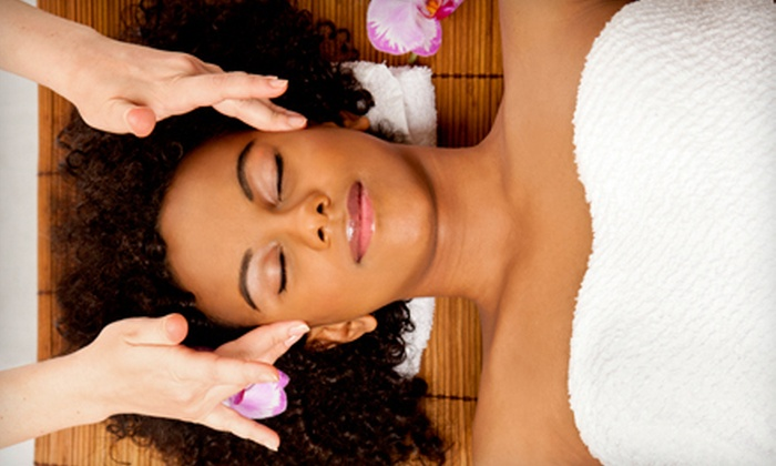 Lexy's at The Spot - Millbrae: Facial with Optional Reflexology Treatment, or One Reflexology Treatment at Lexy's at The Spot (Up to 56% Off)