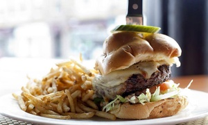 Hutch American Bistro: American Cuisine for Dinner at Hutch American Bistro (Up to 50% Off). Four Options Available.
