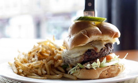 American Cuisine for Dinner at Hutch American Bistro (Up to 45% Off). Four Options Available.