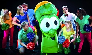"Veggie Tales: ""VeggieTales Live! Little Kids Do Big Things"" on November 29 at 5 p.m."