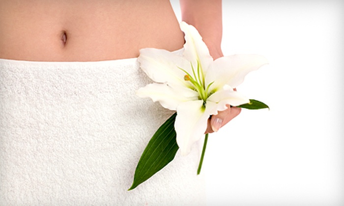CC Medi Spa - Multiple Locations: One or Three Flower Enzyme Body Wraps at CC Medi Spa (Up to 60% Off)