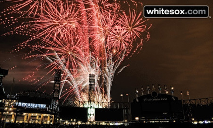 Chicago White Sox - Cellular Field: Chicago White Sox Game with Patio Party at U.S. Cellular Field (Up to 42% Off). Eight Games Available.