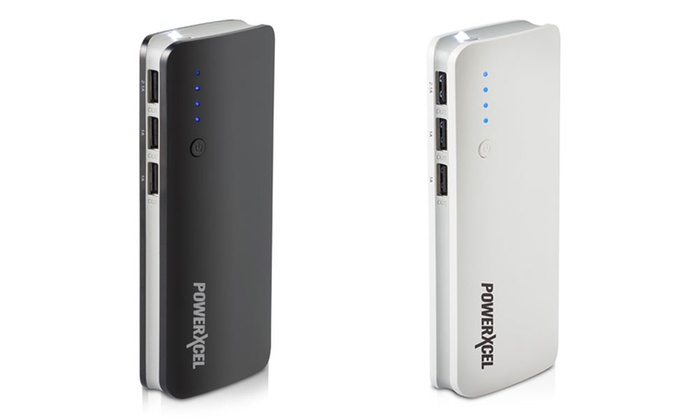 PowerXcel 12,000mAh Power Bank | Groupon Goods