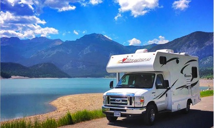 ✈ Canada : Excursion de 22 jours en camping car dans louest canadien, hébergement, transferts et vol au départ de BRU