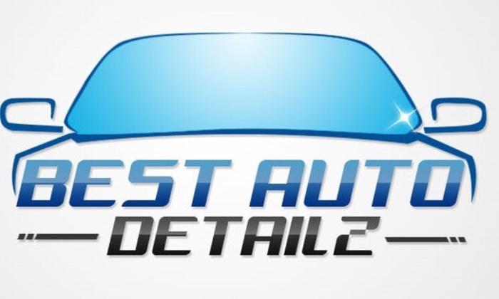 Best Auto Detailz - Best Auto Detailz: Up to 51% Off Auto Detailing  at Best Auto Detailz
