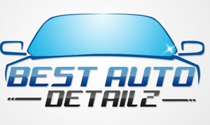 Best Auto Detailz: Up to 51% Off Auto Detailing  at Best Auto Detailz