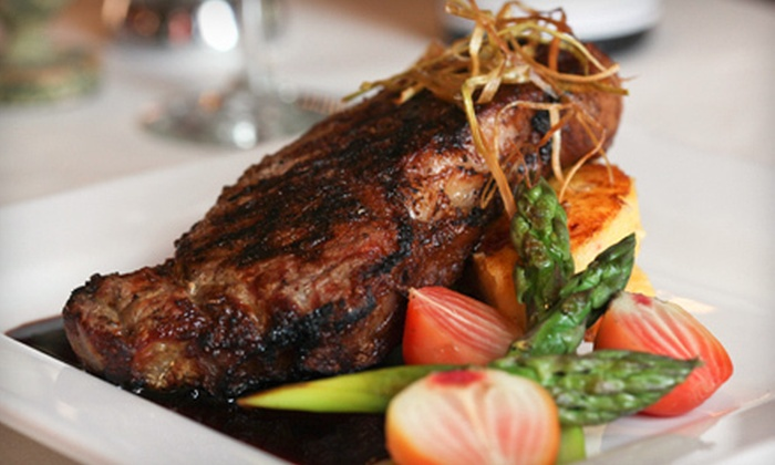Webster House - Crossroads: $20 for $40 Worth of Upscale American Cuisine at Webster House. Three Options Available.