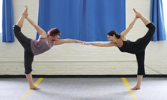 Ocean State Bikram Yoga - Pawtucket: 10 Bikram Yoga Classes or One Month of Unlimited Bikram Yoga Classes at Ocean State Bikram Yoga (Up to 73% Off)
