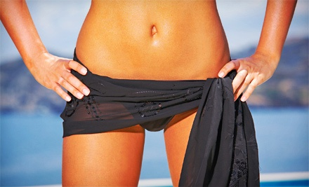 Brazilian Wax with Optional Vajazzling or Extended Bikini Wax at skinSparations (Up to 47% Off)
