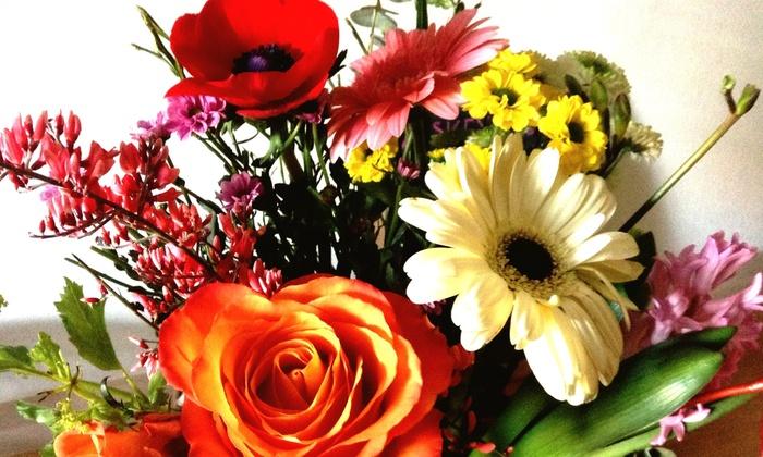 Brownsburg Flower Shop - Brownsburg: $25 for $50 Worth of Flowers at Brownsburg Flower Shop