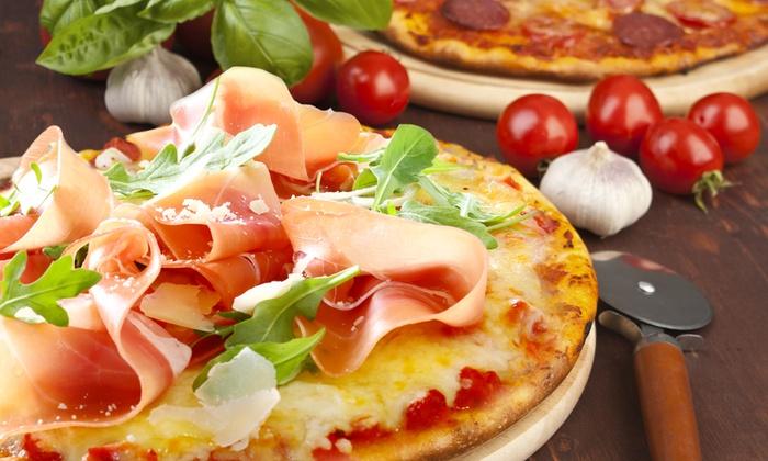 Ristorantino al Biondo - Ristorantino Al Biondo: Menu pizza con antipasto, dolce e bibita in centro storico (sconto fino a 65%)