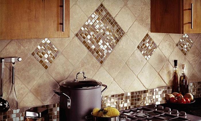 Best Tile - Multiple Locations: $199 for $400 Toward Tile at Best Tile