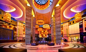 Stay With Dining Credit At Foxwoods Resort Casino In Mashantucket, Ct. Dates Into December.
