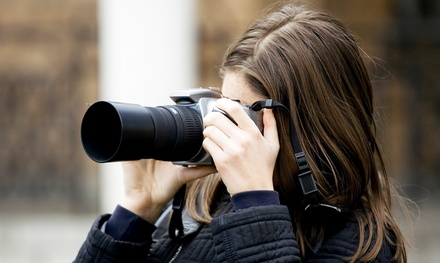 Three-Hour Indoor, Outdoor, or Photoshop Photography Class at Don Le Photography (Up to 88% Off)