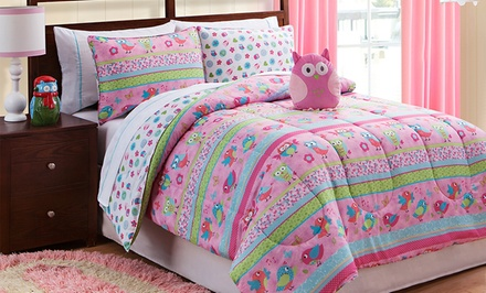 Owl Comforter and Sheet Sets from $49.99-$54.99