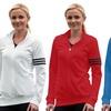 Adidas Women's 3-Stripes Full-Zip Jacket