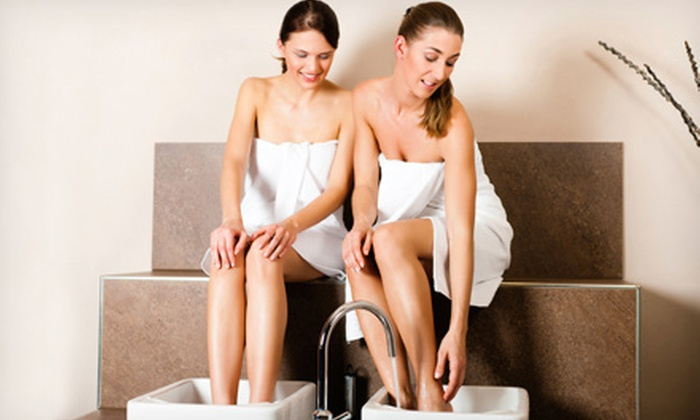 Sea Spa - Downtown Medford: Tibetan Foot Therapy with Optional Reflexology or Bodywork at Sea Spa (Up to Half Off)