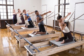 Passport Pilates: 10 or 15 Pilates Reformer Classes at Passport Pilates - Hampstead Location (Up to 62% Off)