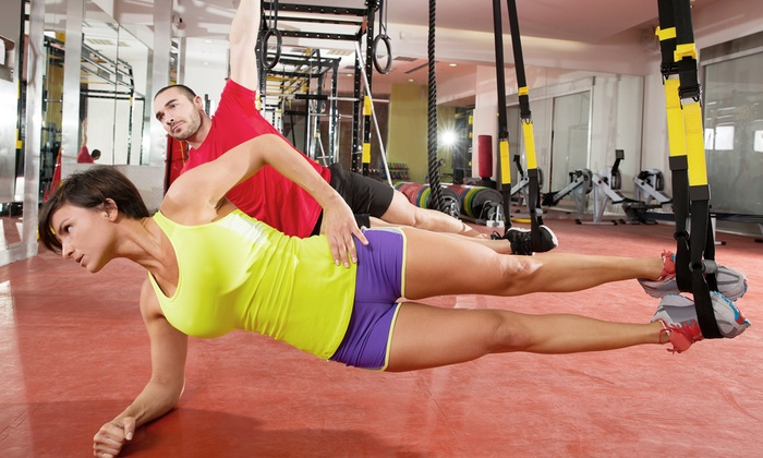 Intelligent Fitness - East Northport: 10, 20, or 30 TRX Classes at Intelligent Fitness (Up to 63% Off)