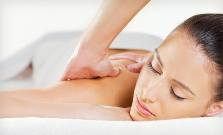 One or Two Deep-Tissue or Swedish Massages at The Art of Hair (Up to 66% Off)