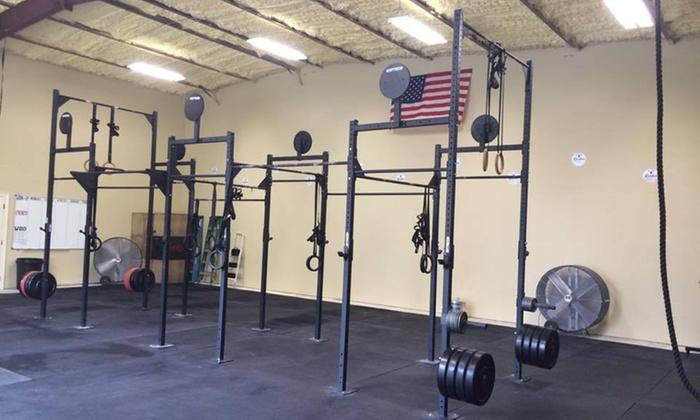 Crossfit Ruckus - Jones Creek: 15 CrossFit Classes at CrossFit Ruckus (69% Off)